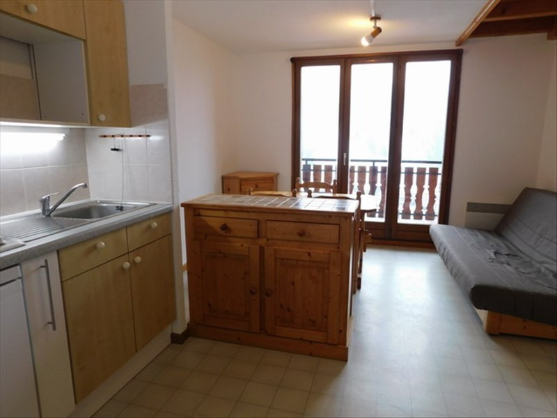 Sale apartment Morzine 247 000€ - Picture 1