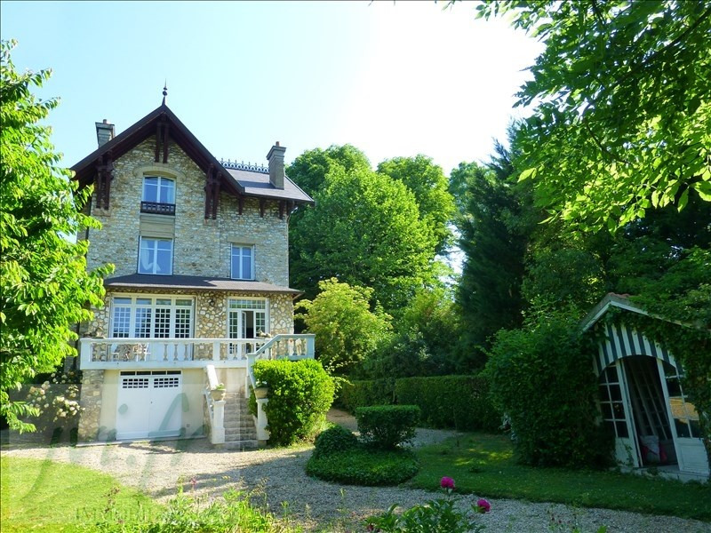 Vente de prestige maison / villa Montmorency 1085000€ - Photo 1