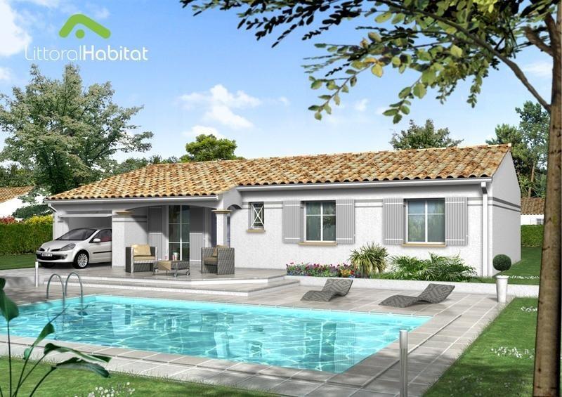 Maison  5 pièces + Terrain 522 m² Magescq (40140) par LITTORAL HABITAT