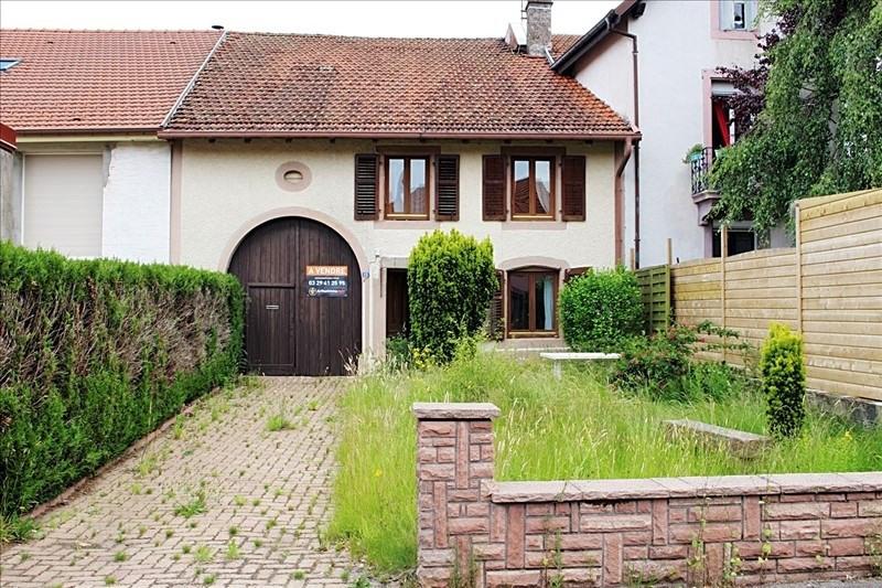 Sale house / villa Belval 65000€ - Picture 1