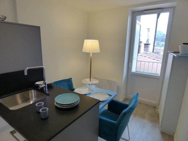 Rental apartment Aix les bains 470€ CC - Picture 5