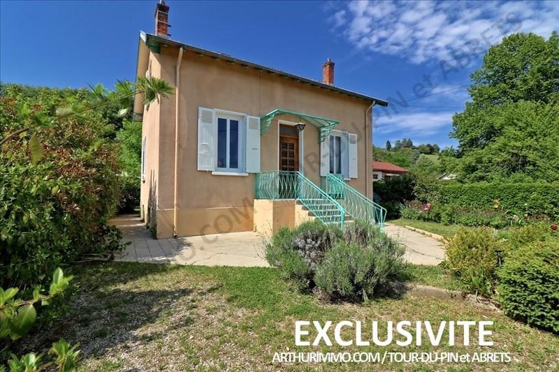 Sale house / villa La tour du pin 178000€ - Picture 1