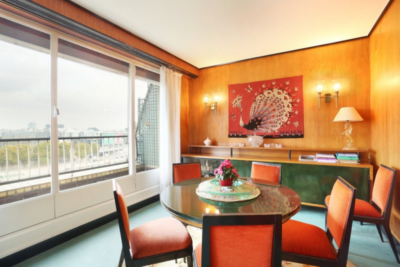Vente de prestige appartement Paris 16ème 1050000€ - Photo 7