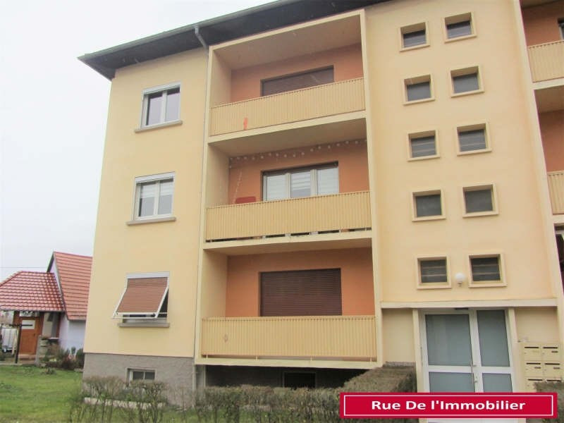 Vente appartement Ingwiller 117 200€ - Photo 1