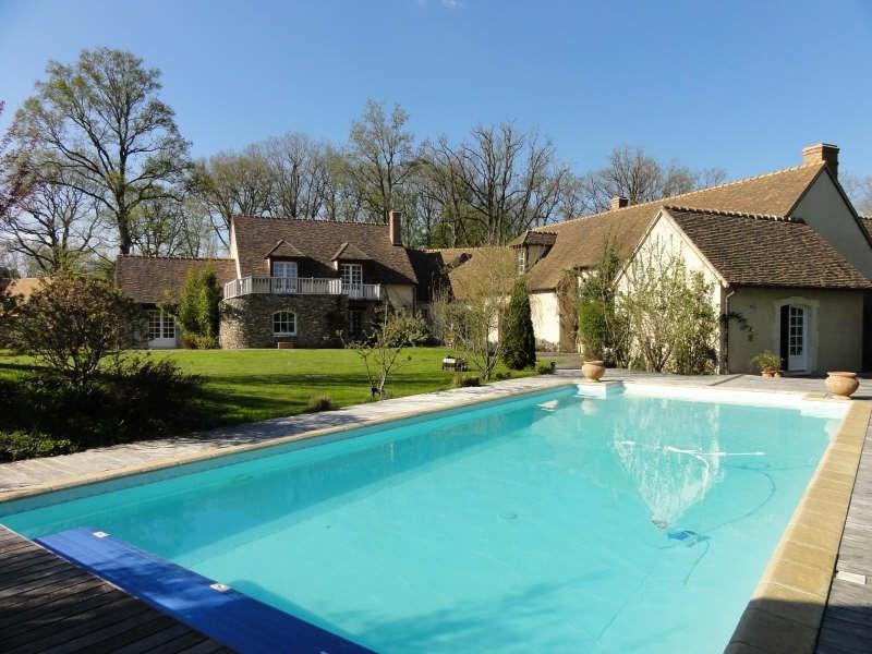 Vente de prestige maison / villa Montfort l amaury 1890000€ - Photo 1