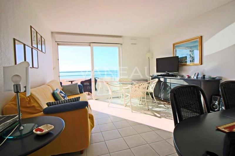 Vente appartement Juan-les-pins 475000€ - Photo 1