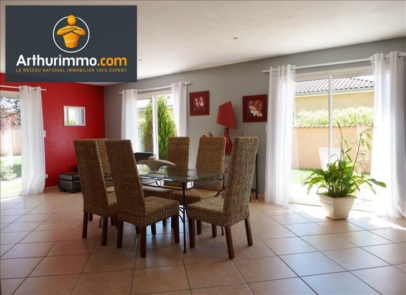 Vente maison / villa Mably 284000€ - Photo 2