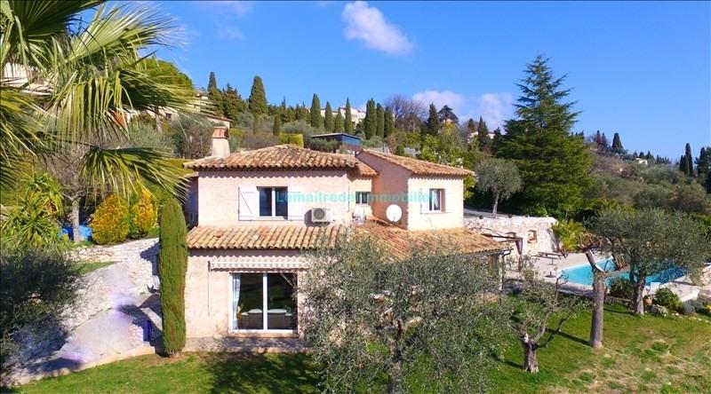 Vente de prestige maison / villa Le tignet 799000€ - Photo 4