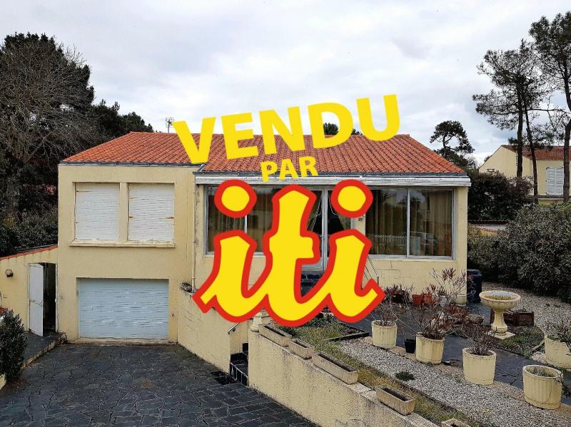 Sale house / villa Chateau d olonne 336000€ - Picture 1