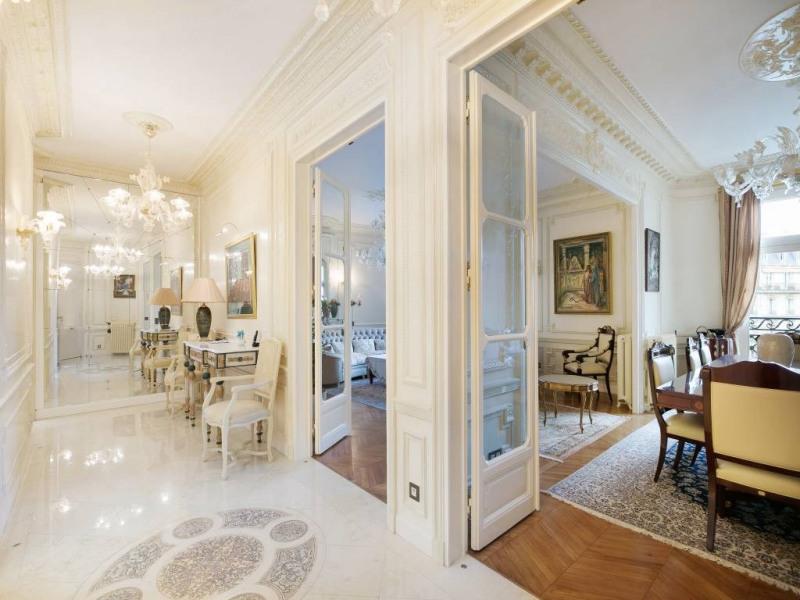 Revenda residencial de prestígio apartamento Paris 8ème 3650000€ - Fotografia 4