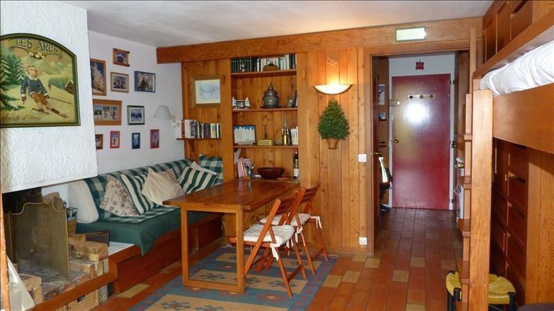 Vente appartement Les arcs 185000€ - Photo 1
