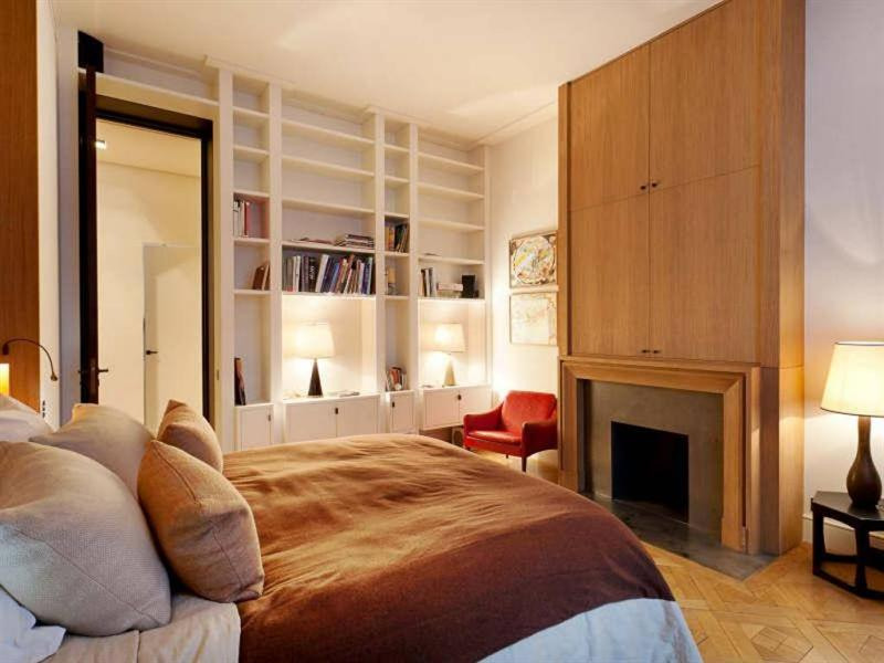 Revenda residencial de prestígio apartamento Paris 16ème 4800000€ - Fotografia 6