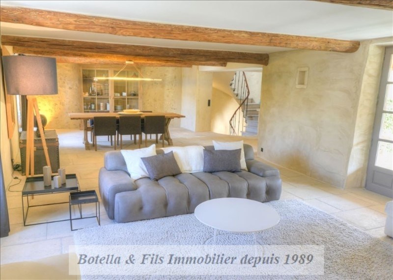 Deluxe sale house / villa Uzes 1 280 000€ - Picture 18