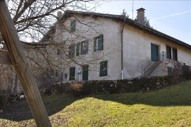 Sale house / villa 5 mn oyonnax 184 000€ - Picture 1
