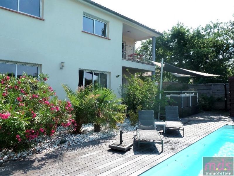 Deluxe sale house / villa Montrabe 2 pas 560000€ - Picture 1