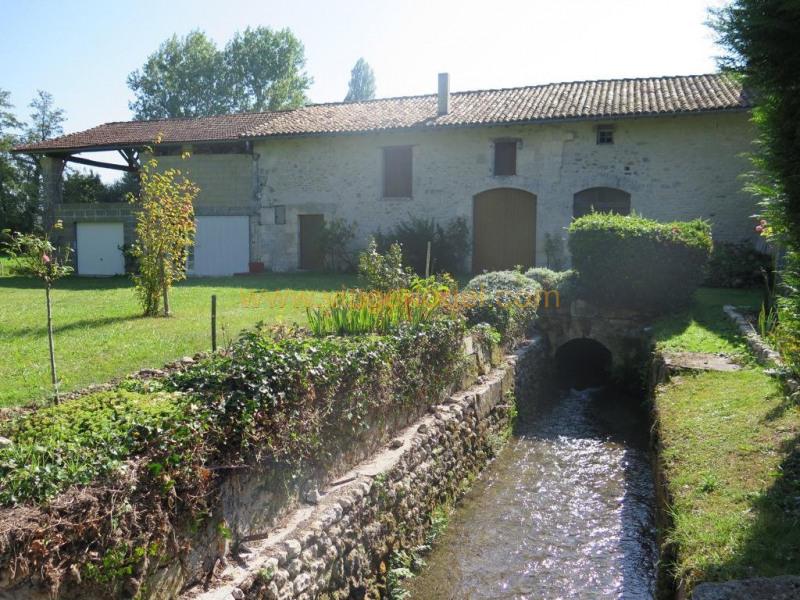 Vendita nell' vitalizio di vita casa La chapelle gresignac 122300€ - Fotografia 15