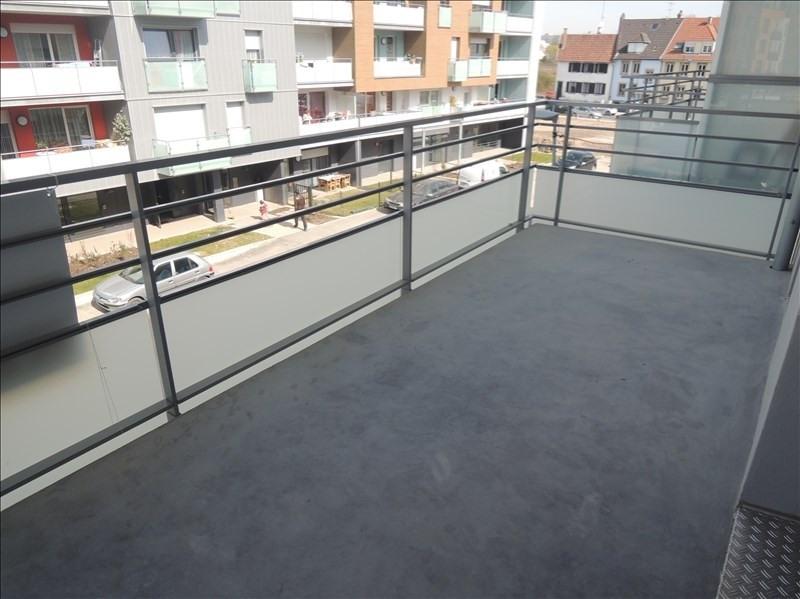 Rental apartment Strasbourg 921€ CC - Picture 5