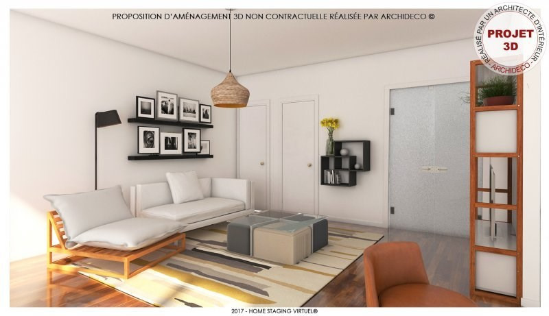 Vente appartement Firminy 79 000€ - Photo 1