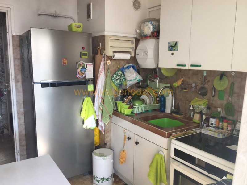 Vendita nell' vitalizio di vita appartamento Nice 99900€ - Fotografia 4