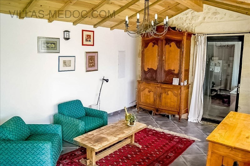 Sale house / villa Jau dignac et loirac 338000€ - Picture 9