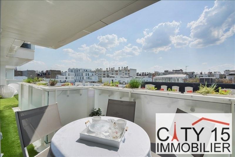 Immobile residenziali di prestigio appartamento Paris 15ème 1160000€ - Fotografia 1