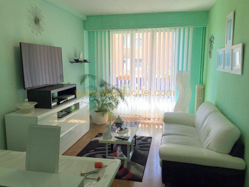 Vendita nell' vitalizio di vita appartamento Nice 62500€ - Fotografia 1