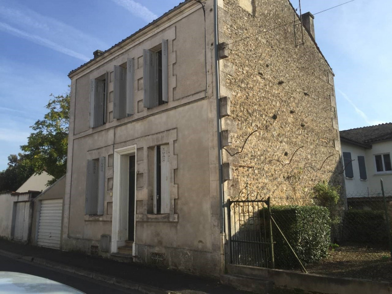 Vente maison / villa Cognac 138 840€ - Photo 1