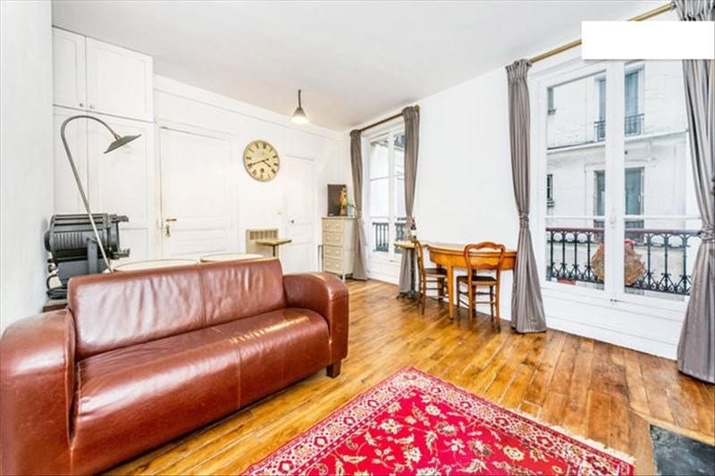Produit d'investissement appartement Paris 10ème 376 950€ - Photo 1