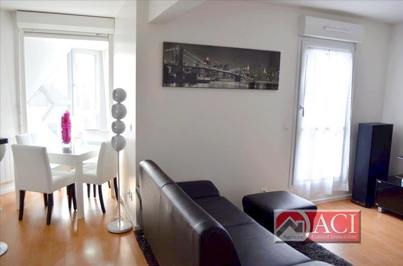 Sale apartment Villetaneuse 152 000€ - Picture 2