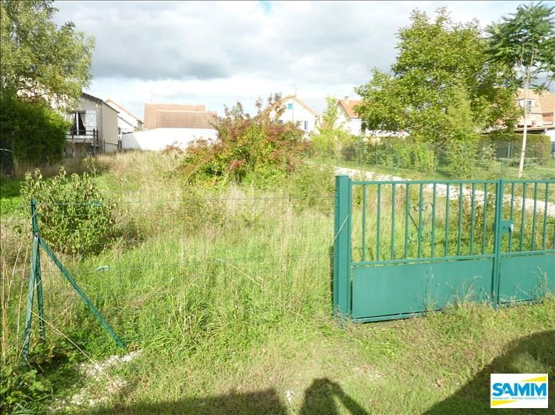 Vente terrain Ballancourt sur essonne 124000€ - Photo 1
