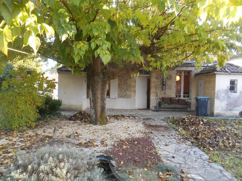 Maison en pierre 90m² avec 830m² de terrain