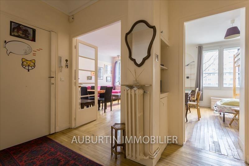 3 pièces - 58 m²