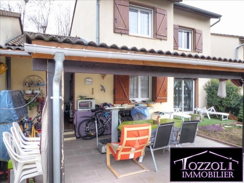 Verkoop  huis St quentin fallavier 189000€ - Foto 8