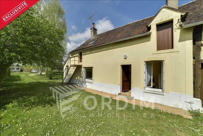 Sale house / villa St fargeau 40000€ - Picture 1