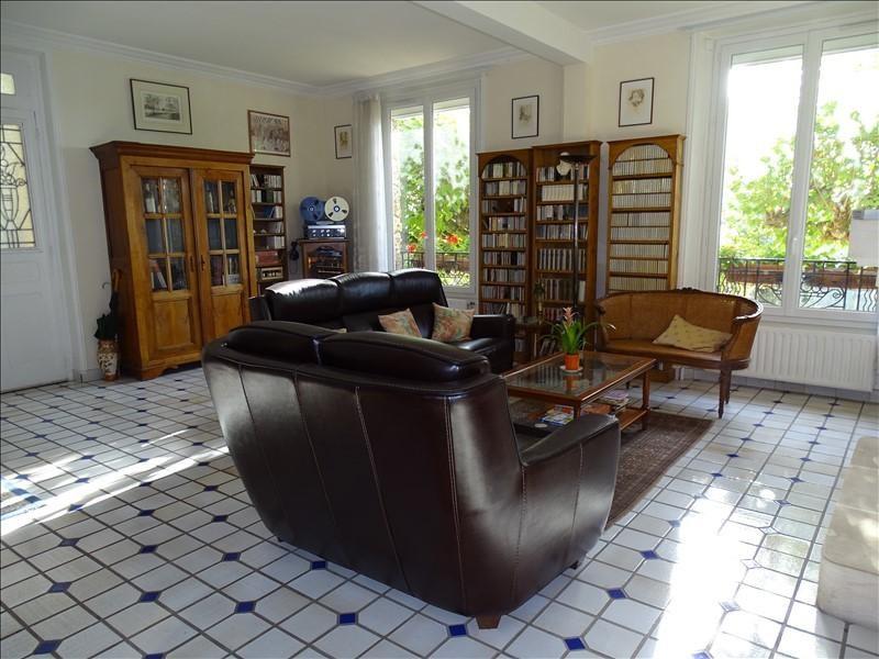 Revenda residencial de prestígio casa La frette sur seine 556000€ - Fotografia 4
