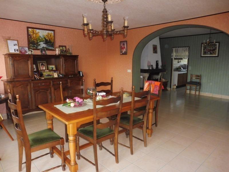 Sale house / villa Villedieu la blouere 109900€ - Picture 2
