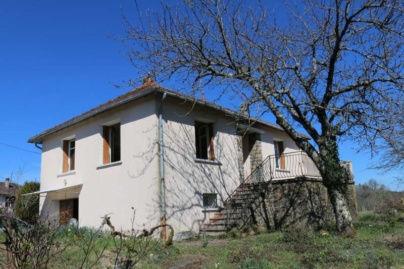 Sale house / villa Mialet 75 900€ - Picture 1