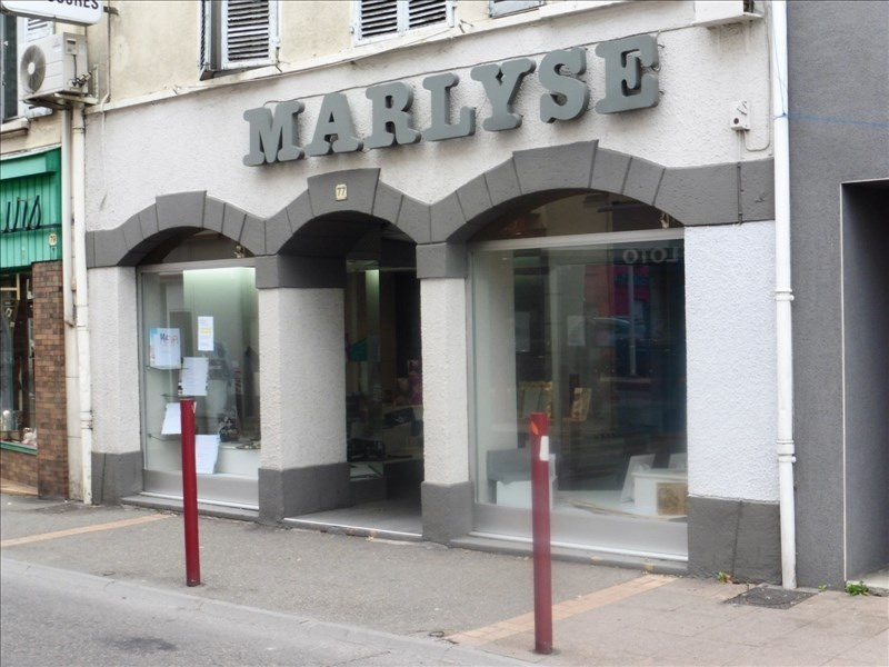 Vente local commercial Le peage de roussillon 149 000€ - Photo 2