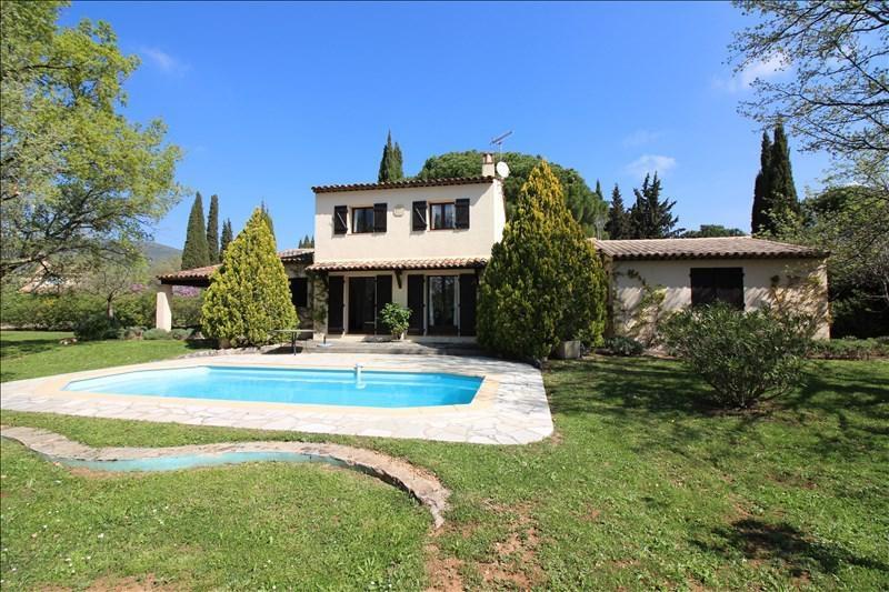 Vente maison / villa Saint cezaire sur siagne 494500€ - Photo 3