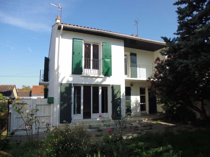 Vente maison / villa Poitiers 138000€ -  1