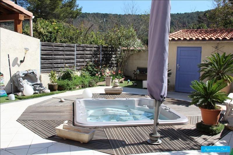 Vente maison / villa Carnoux en provence 385000€ - Photo 2