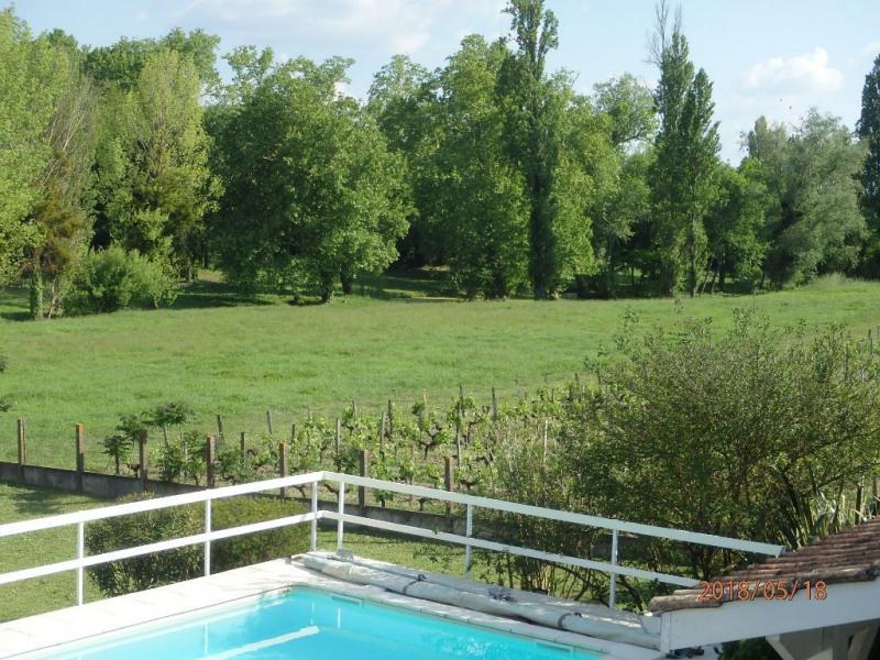Deluxe sale house / villa Portets 598000€ - Picture 11