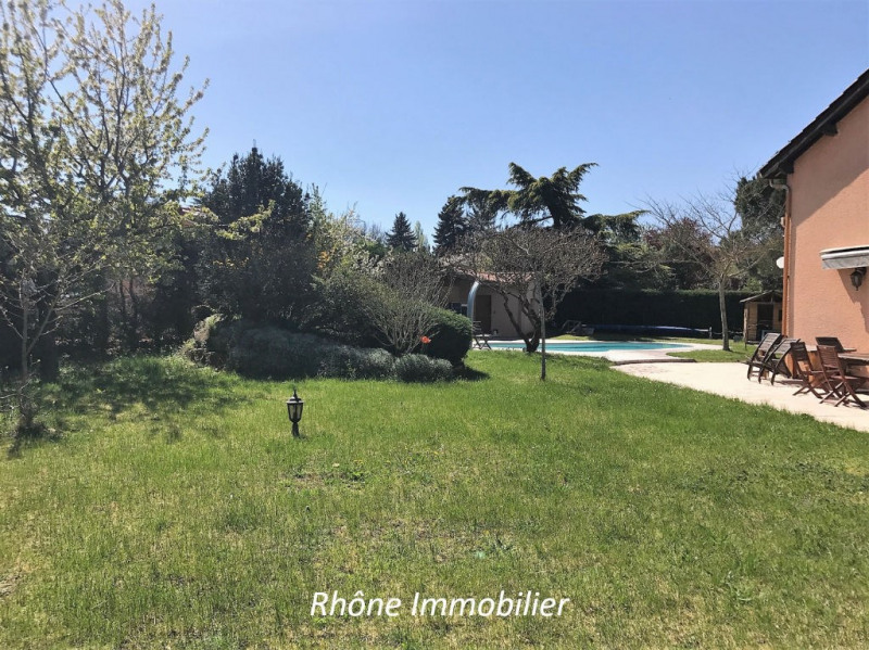 Vente maison / villa Villette d anthon 439000€ - Photo 2