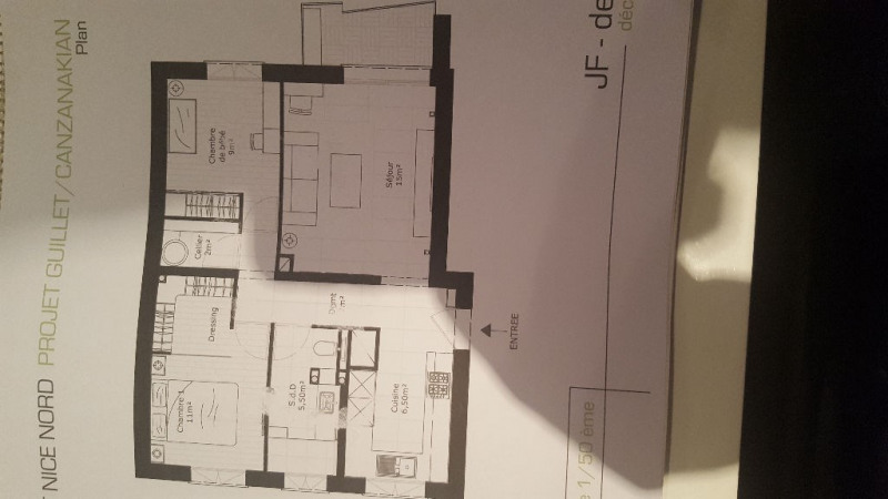 Vente appartement Nice 184 000€ - Photo 6
