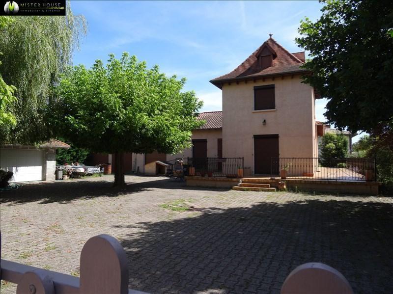 Sale house / villa Montech 313000€ - Picture 1