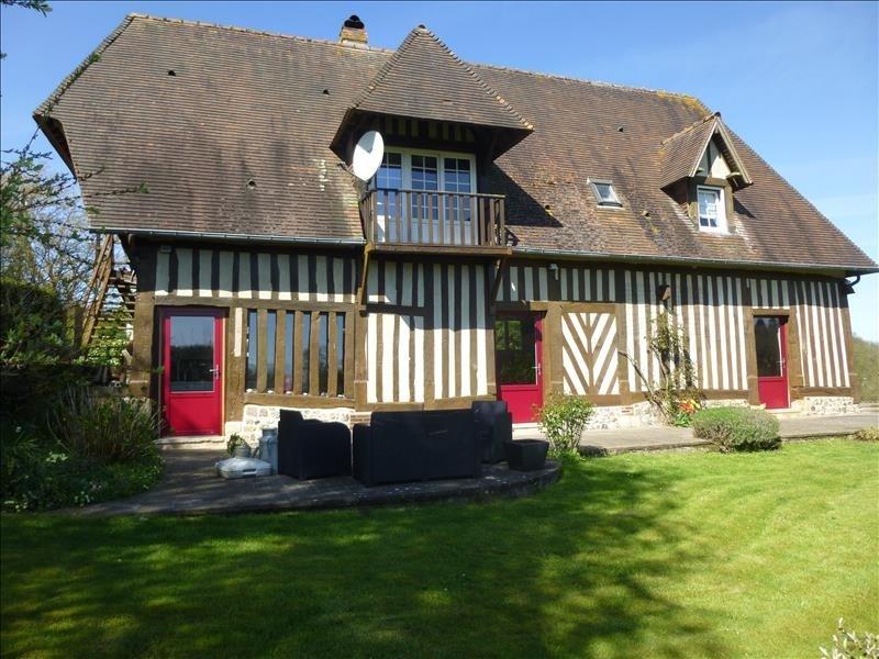 Sale house / villa Gonneville sur honfleur 345000€ - Picture 1