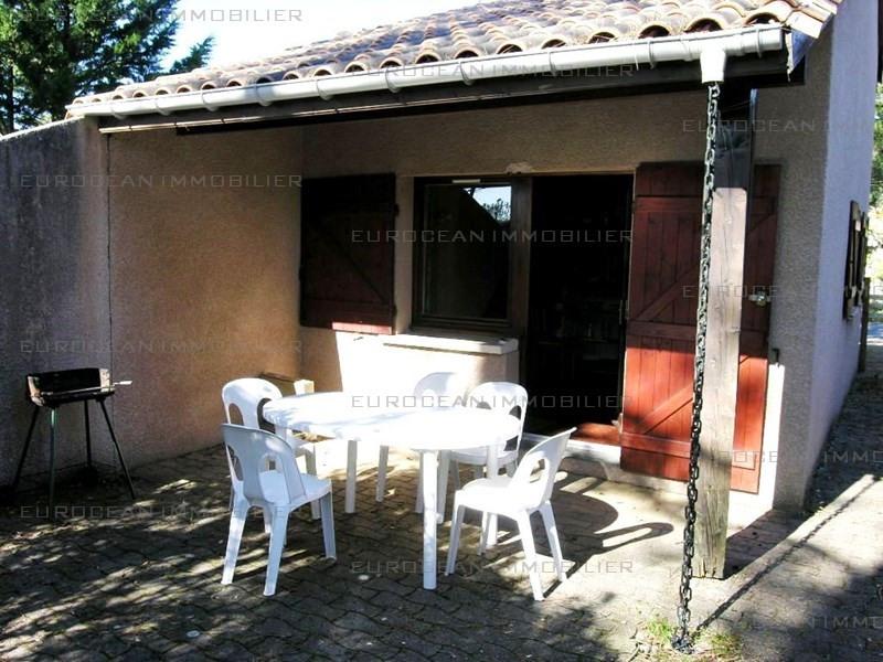 Vermietung von ferienwohnung haus Lacanau-ocean 220€ - Fotografie 1
