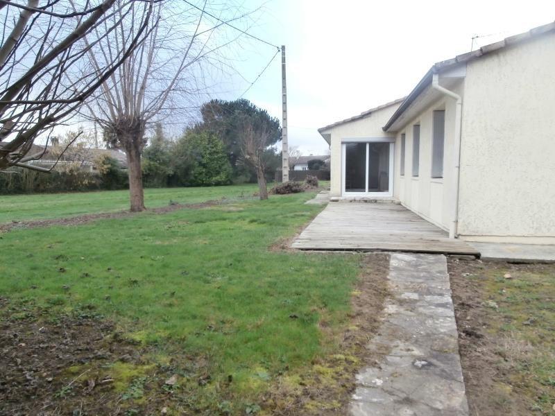 Sale house / villa Le passage 177000€ - Picture 1