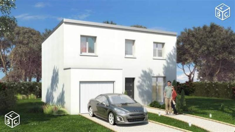 Maison  5 pièces + Terrain 496 m² Mellac par Maisons Le Masson LORIENT