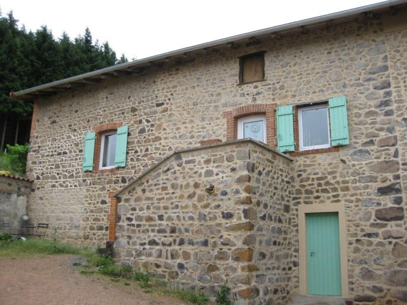 Location maison / villa Amplepuis 710€ CC - Photo 1